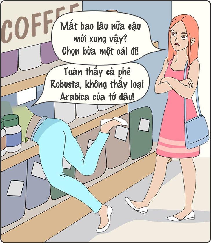 10 biểu hiện không cãi được của con nghiện cà phê - 4