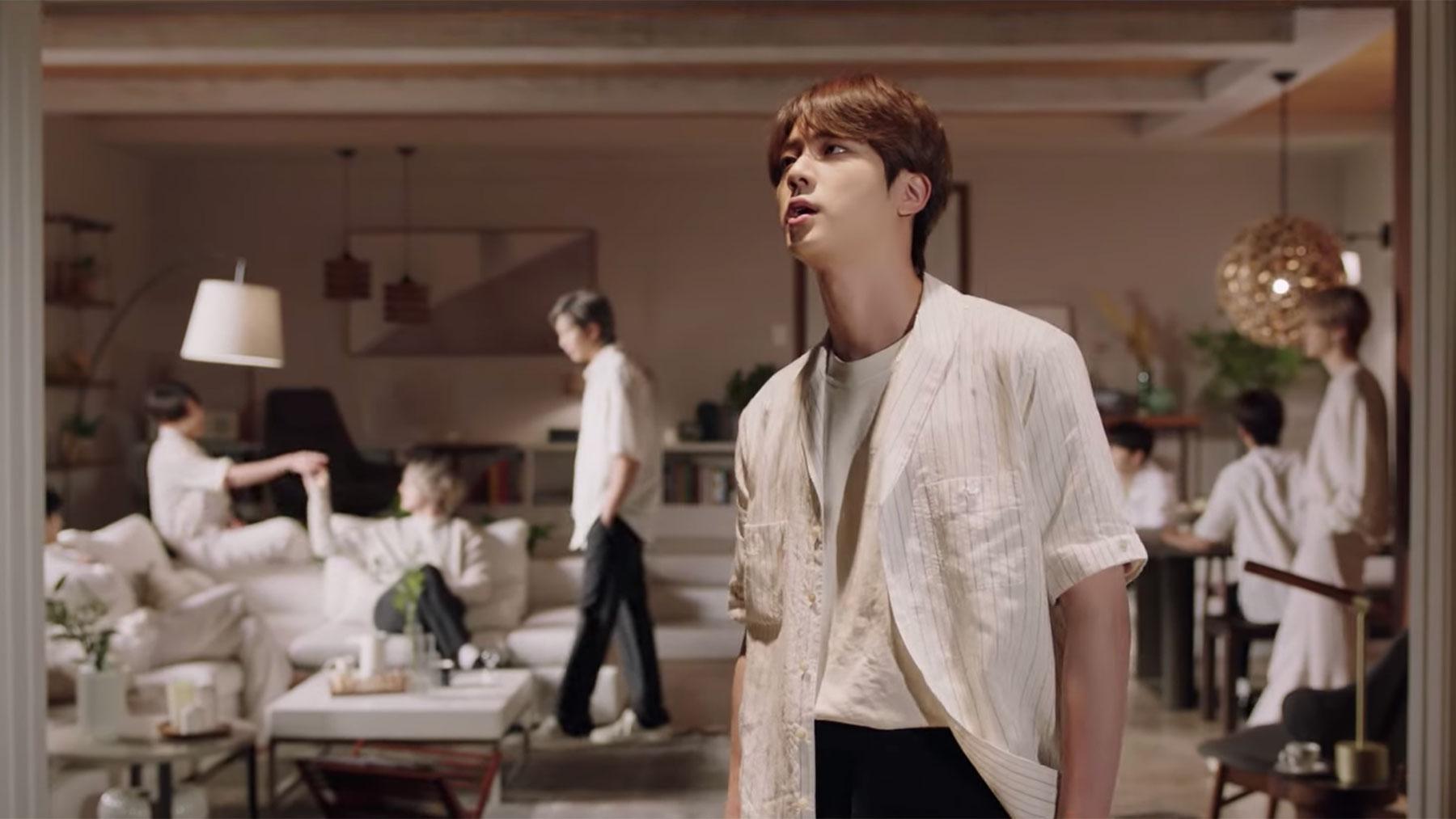 BTS tung MV mới siêu sầu thảm, cất giọng là khiến fan tan nát trái tim