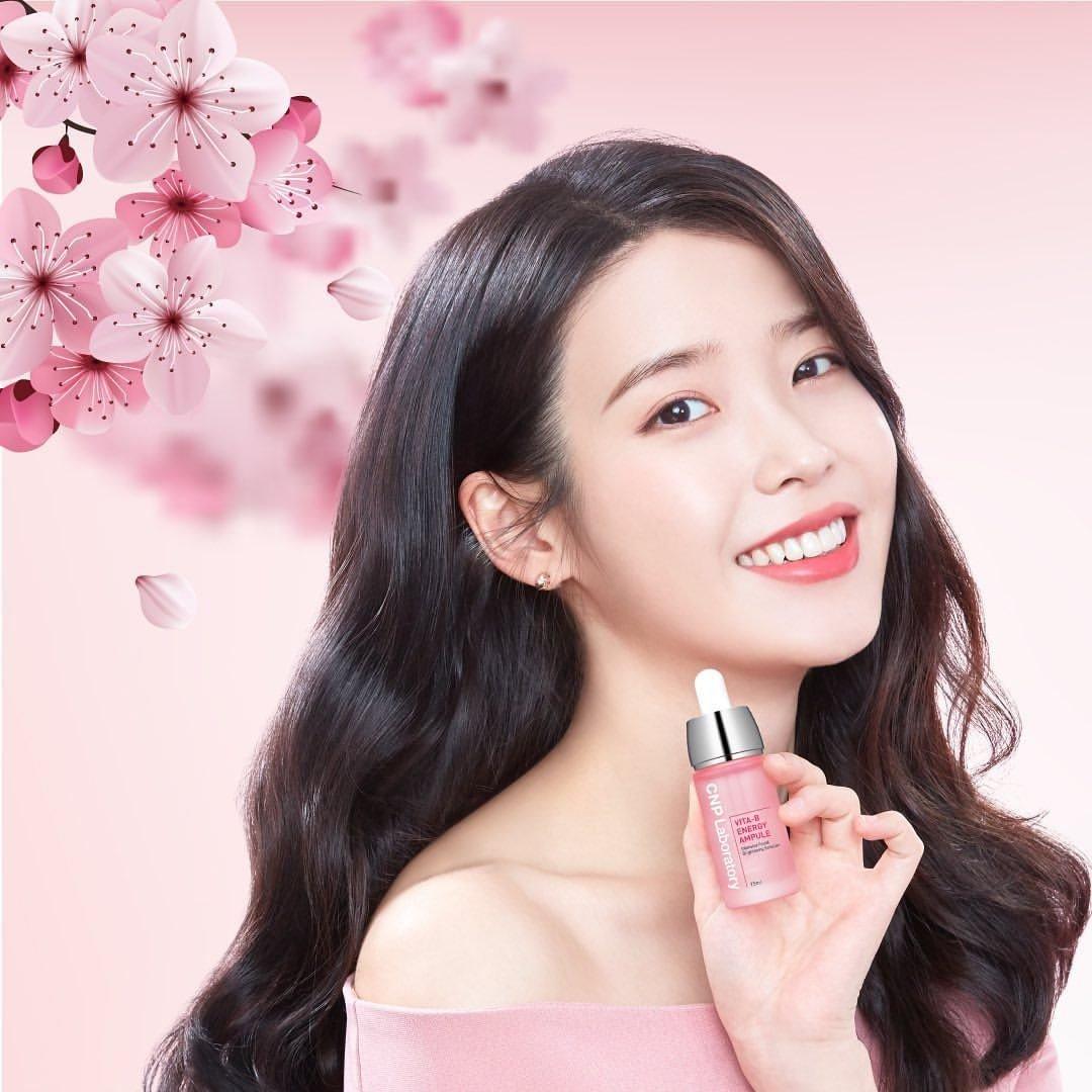 Điểm danh những mỹ nhân Hàn đang quảng cáo mỹ phẩm - 22