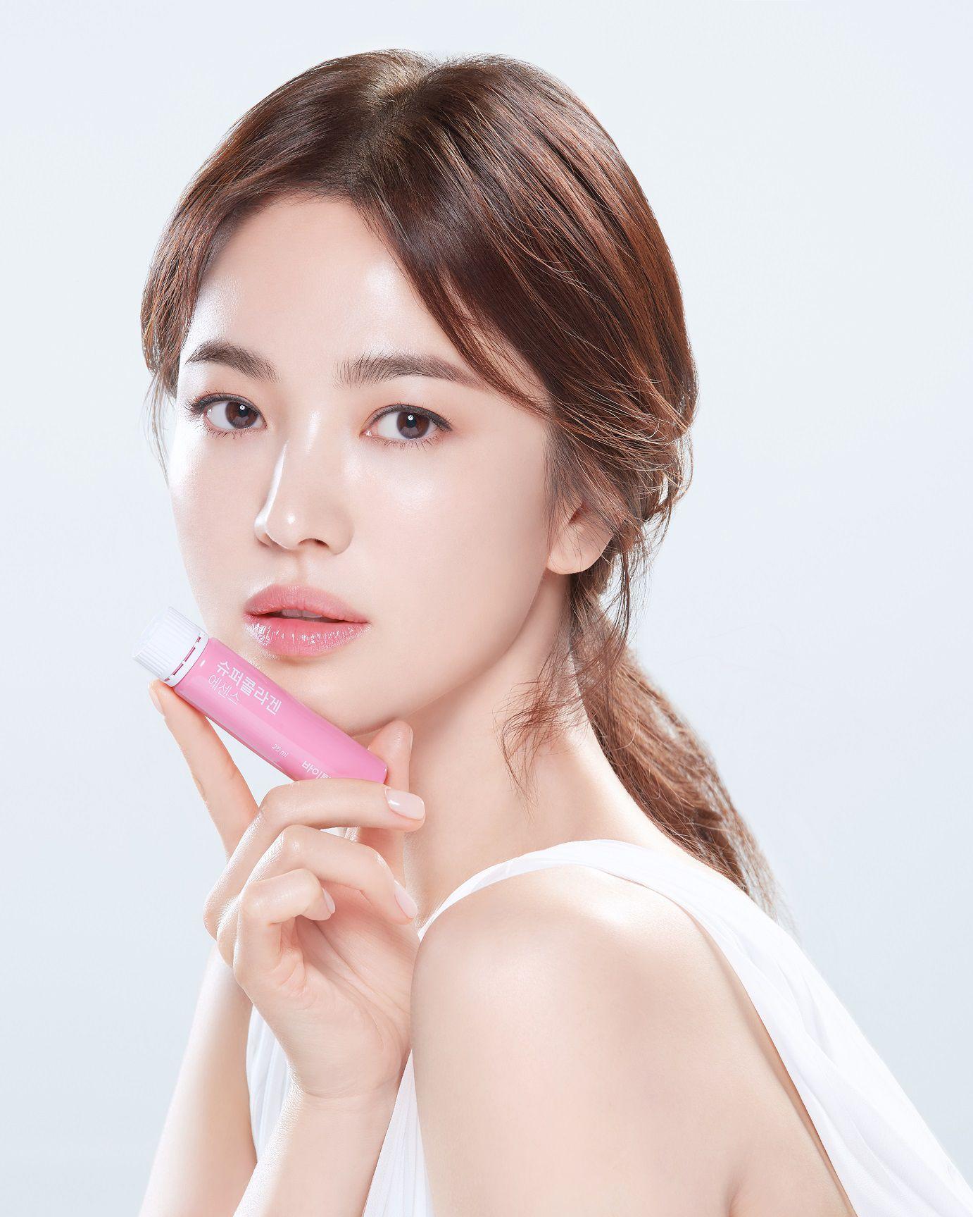 Song Hye Kyo - Vita Beauty, Sulwhasoo.