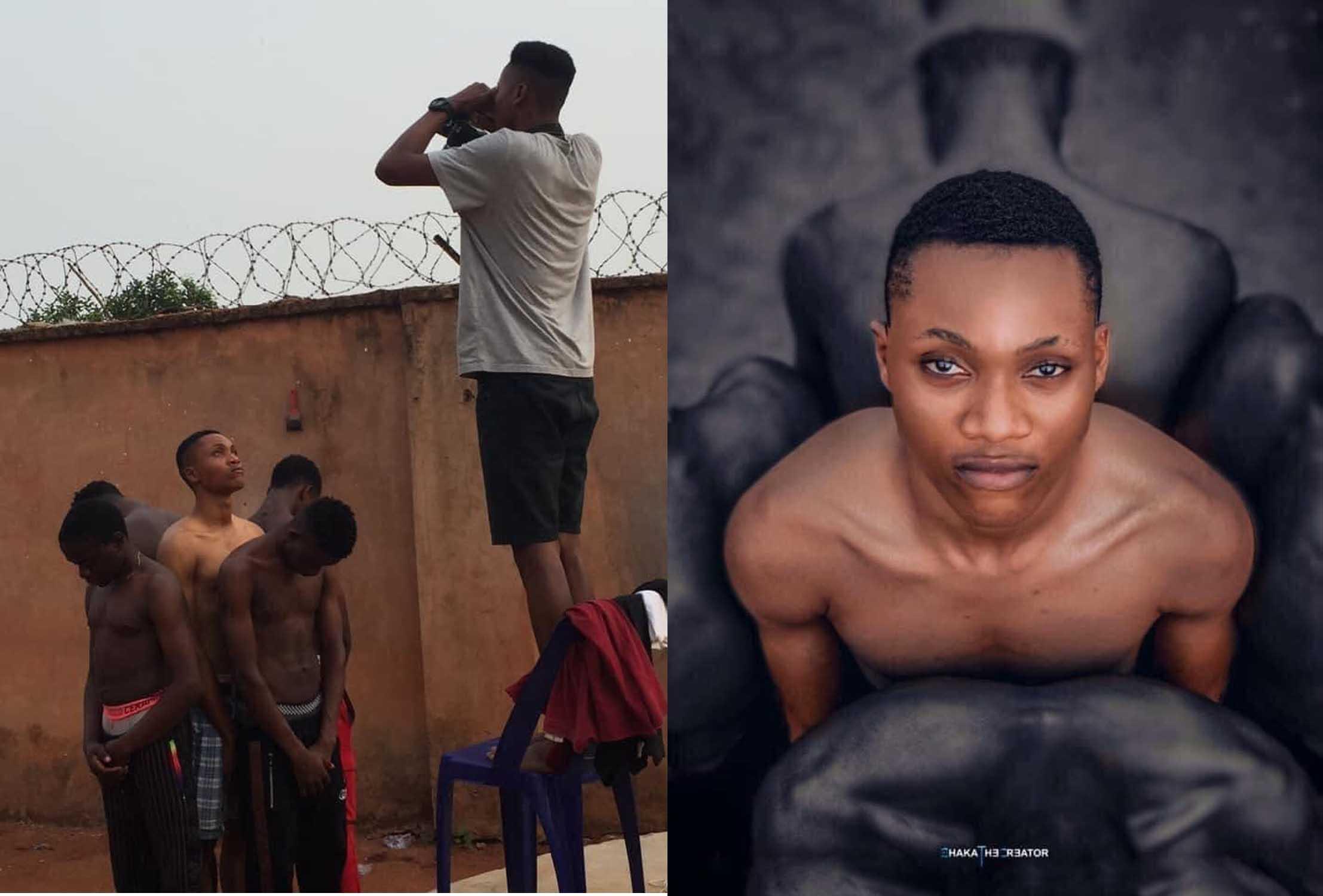 Một nhiếp ảnh gia ở Benin - quốc gia Tây Phi, tên cũ là Dahomey hay Dahomania, nơi có chung biên giới với Togo và Nigeria - khiến người dùng mạng không khỏi trầm trồ về những bức ảnh nghệ thuật, nhiều cảm xúc. Những khoảnh khắc này được một số fanpage Việt Nam chia sẻ lại, đang nhận rất nhiều lời khen. Trên trang Instagram/edos_artistry với gần 44.000 lượt theo dõi, nhiếp ảnh gia không ngần ngại chia sẻ khoảnh khắc hậu trường đầy vui nhộn của những bức ảnh này.