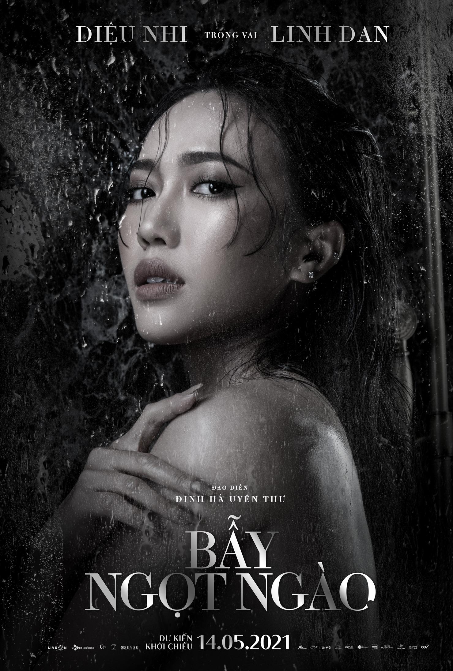 Diệu Nhi vai Linh Đan.