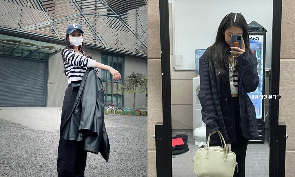 Fan của Jennie cho rằng nữ idol xứ Hàn đang ngày càng nổi tiếng, được xem là cô gái tạo nên xu hướng nên nhiều người học hỏi cũng là điều dễ hiểu. Tuy nhiên, nhiều fan của Dương Mịch khẳng định đây chỉ là màn đụng hàng ngẫu nhiên mà thôi chứ chẳng có chuyện bắt chước style ở đây.