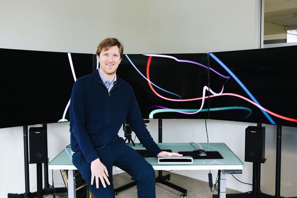 CEO của Luminar, Austin Russell, 25 tuổi.