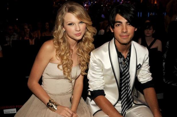 Taylor Swift và Joe Jonas thời còn yêu. Ảnh: FilmMagic.
