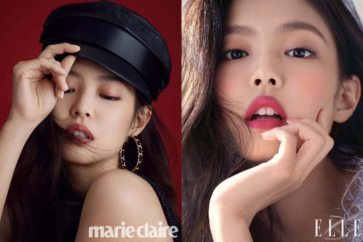 Trong những bộ ảnh hợp tác quảng bá mỹ phẩm Chanel trên các tạp chí, nàng đại sứ cũng luôn gây trầm trồ với phong thái sang chảnh, khí chất high fashion.