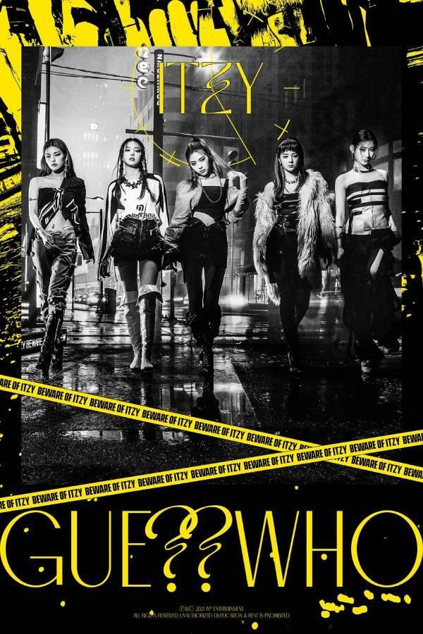 ITZY vừa tung ra ảnh teaser đầu tiên cho ca khúc chủ đề Mafia In The Morning nằm trong mini album tên Guess Who?. Sắp tới vào ngày 30/4, nhóm nhạc nữ nhà JYP sẽ comeback với concept đầy mạnh mẽ, nổi loạn.  Trong bức ảnh concept trắng đen, 5 cô gái trẻ ăn diện cực cá tính, cool ngầu, tạo dáng như đang catwalk.