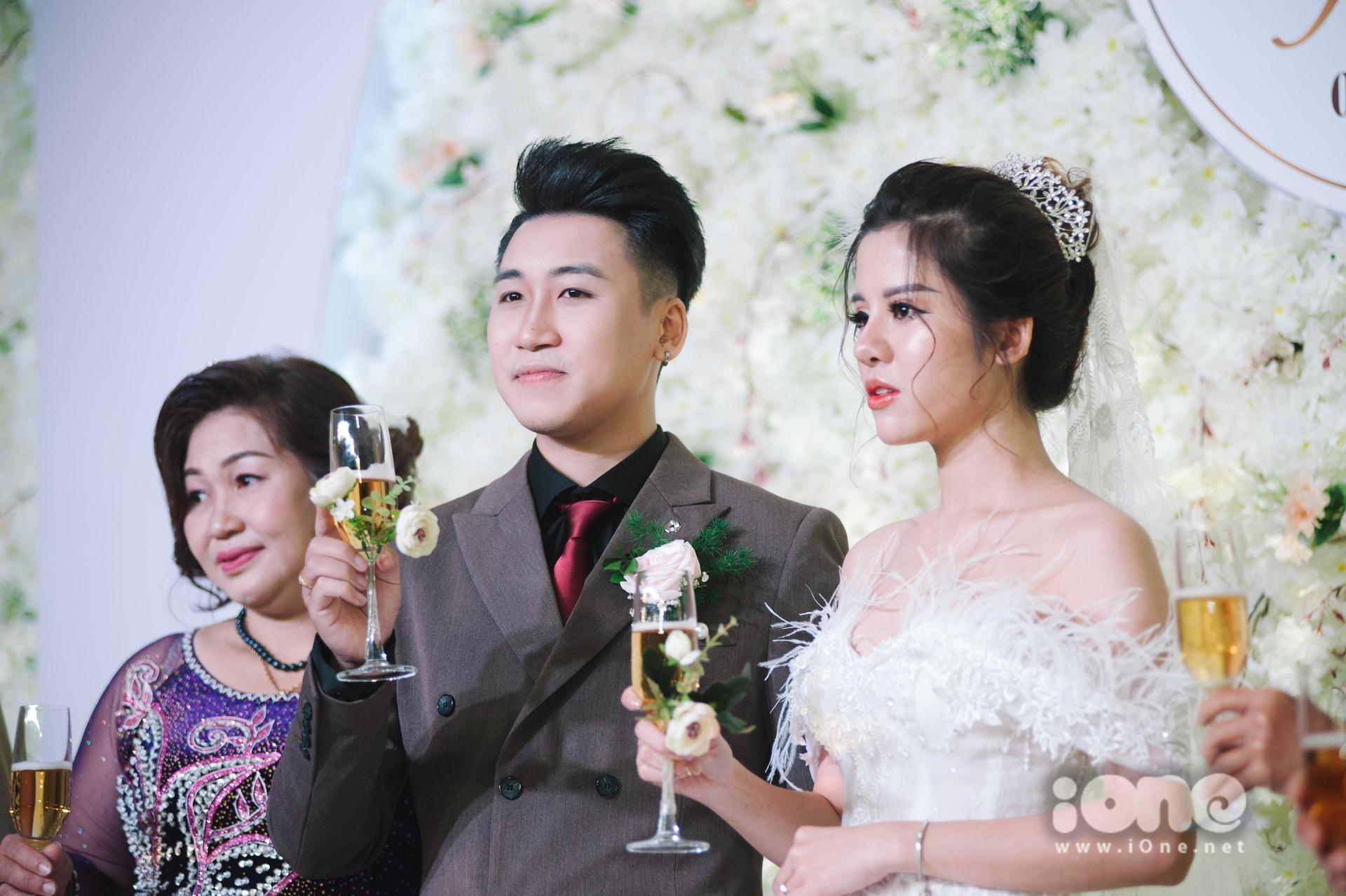 Huy Cung và vợ chia tay sau 3 năm kết hôn.
