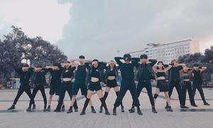 Top 12 'Dance For Youth' miền Nam chuẩn bị thi đấu