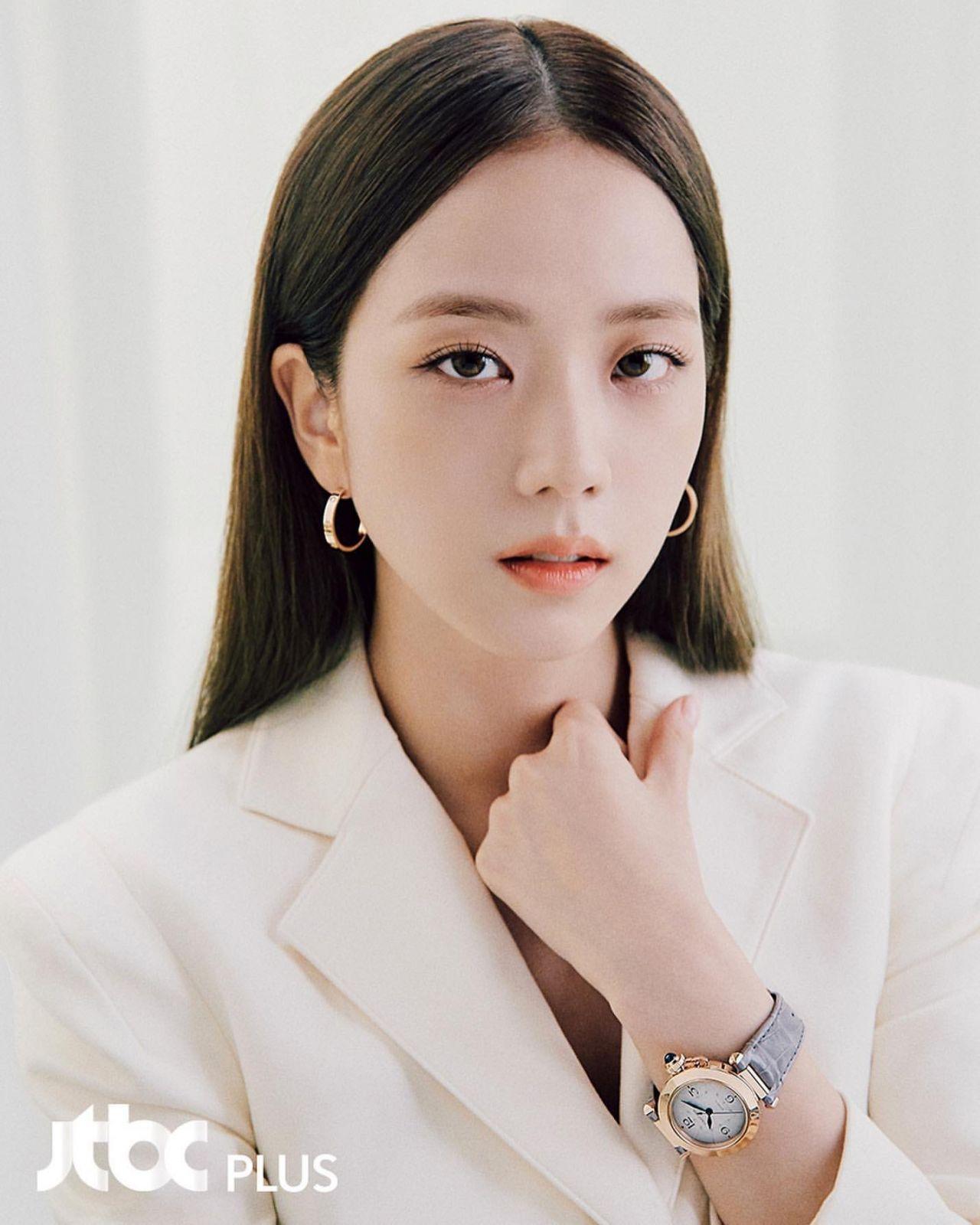 Ji Soo hợp tác cùng Cartier trong chiến dịch Pasha de Cartier.