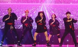 Loạt ca khúc K-pop khuấy động Bán kết 'Dance For Youth' miền Nam