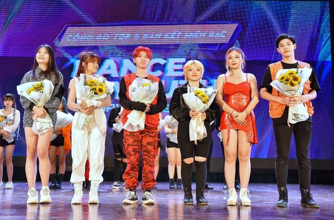 5 đại diện miền Bắc giành tấm vé vào Chung kết.