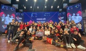 Quán quân Dance For Youth 2019 chia sẻ bí quyết chiến thắng