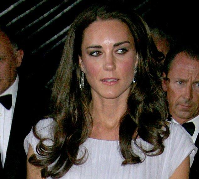 Kate năm 2011.