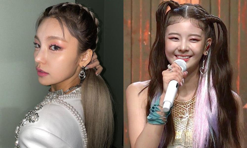 Gần đây, ITZY liên tục bị dí cho những cách làm đẹp không thể xấu hơn. Từ trang điểm cho đến kiểu tóc của girlgroup này đều bị chê là thảm họa, phí hoài nhan sắc toàn cực phẩm của các thành viên.