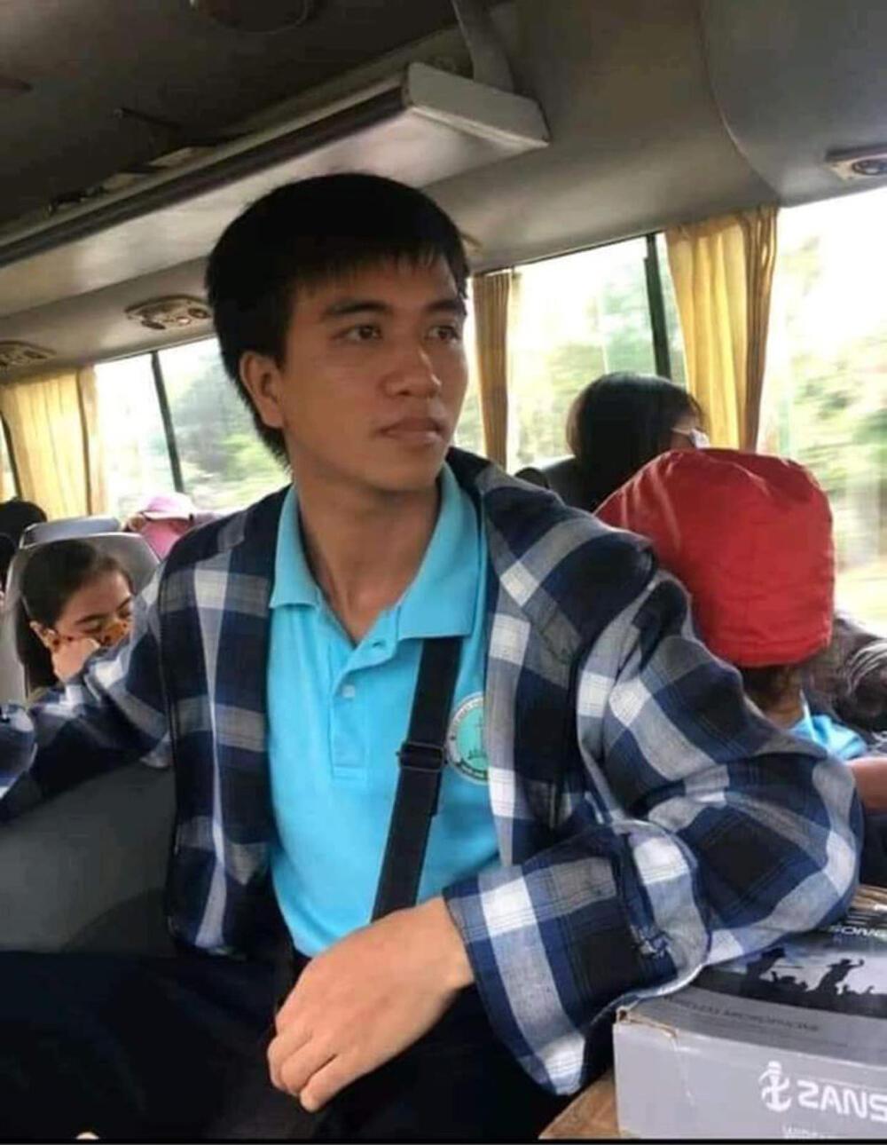 Nam sinh Nguyễn Văn Nhã.