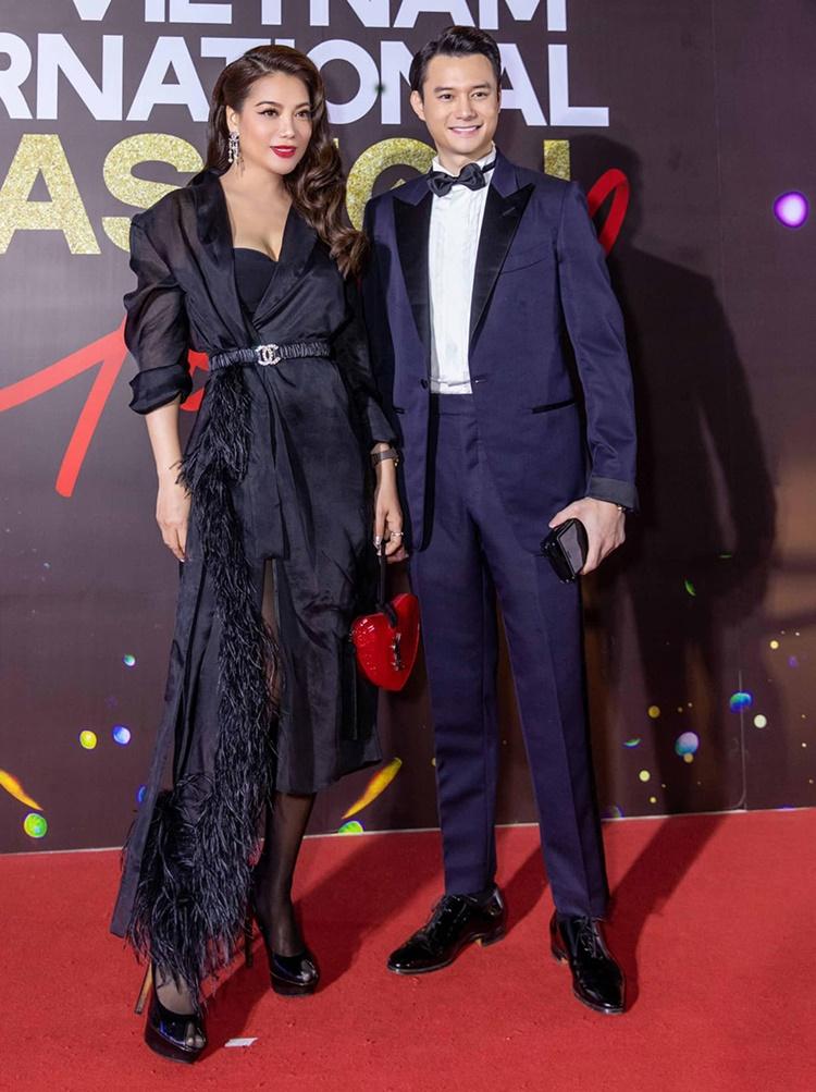 Nữ diễn viên cùng Anh Dũng dự Tuần lễ Thời trang Việt Nam hồi đầu 2020. Trước khi hẹn hò Trương Ngọc Ánh, Anh Dũng từng công khai bạn gái vào năm 2017 nhưng cả hai đã chia tay. Sau đổ vỡ tình cảm, Anh Dũng quyết định vào Nam lập nghiệp.