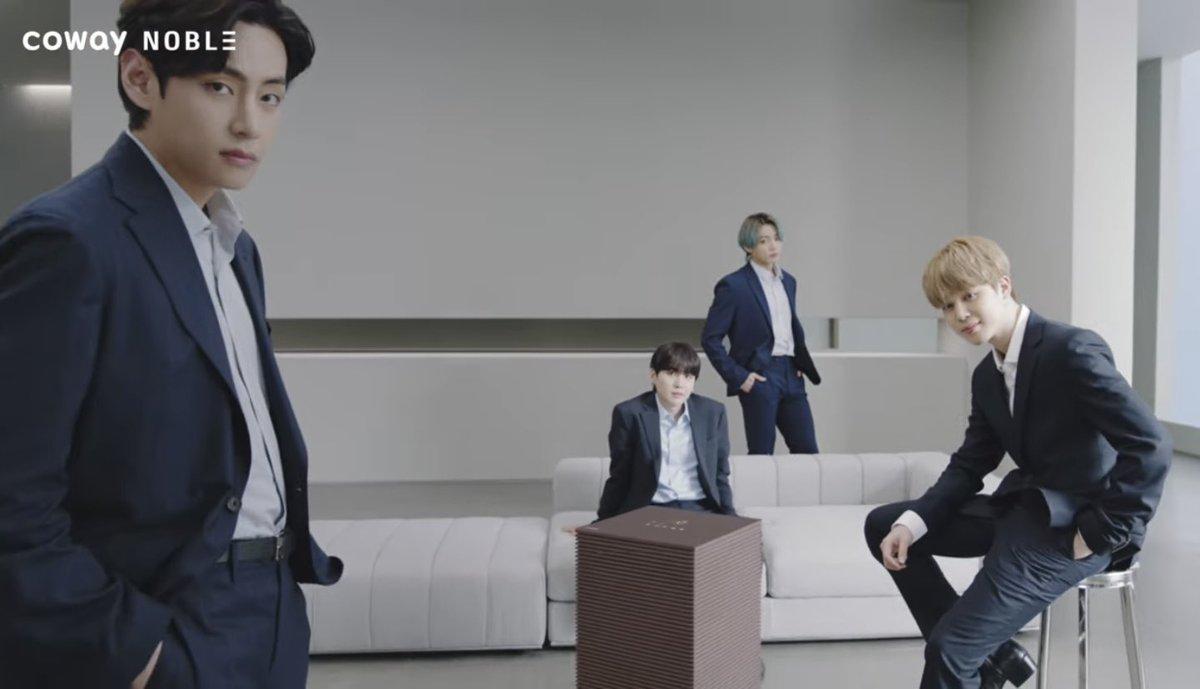 V làm nhân vật chính trong quảng cáo của BTS khiến akgae fan Jung Kook nổi điên - 7