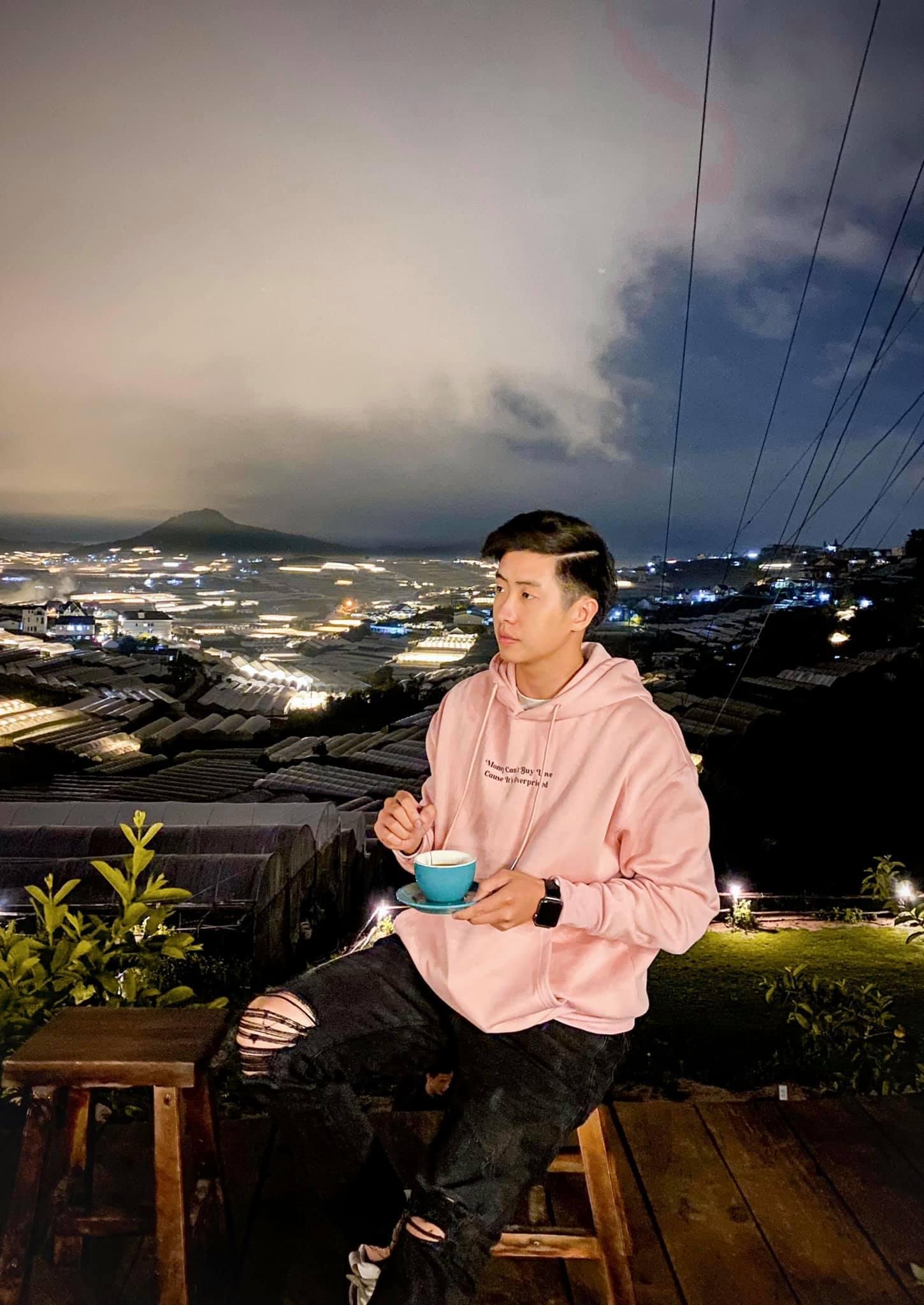Ảnh: Vẻ điển trai của bạn trai mới của Huỳnh Anh  - 3