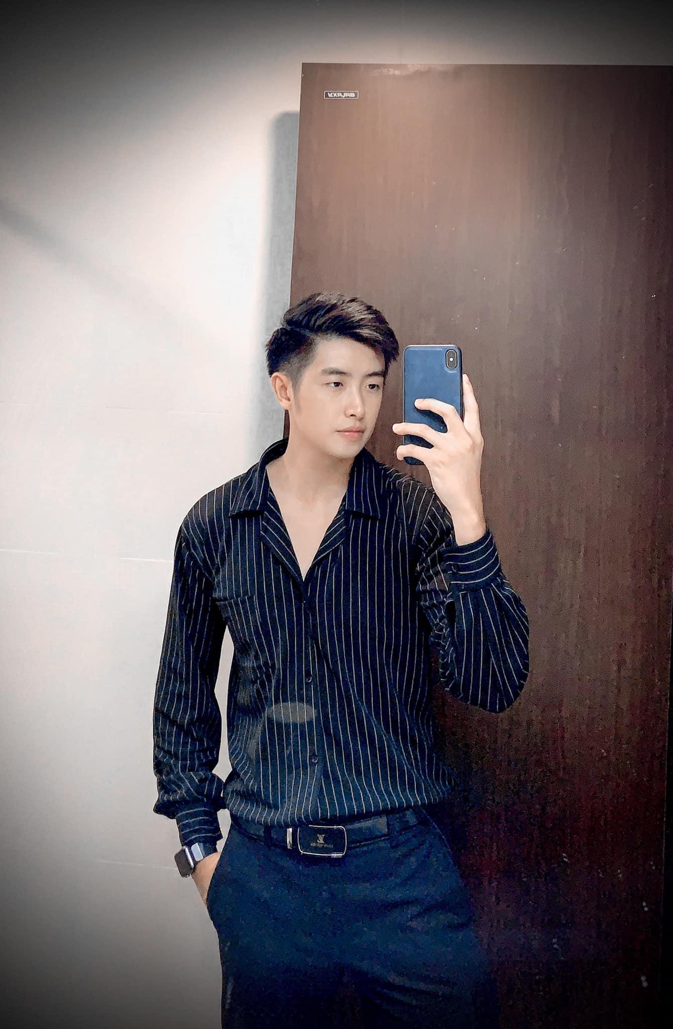 Ảnh: Vẻ điển trai của bạn trai mới của Huỳnh Anh  - 6
