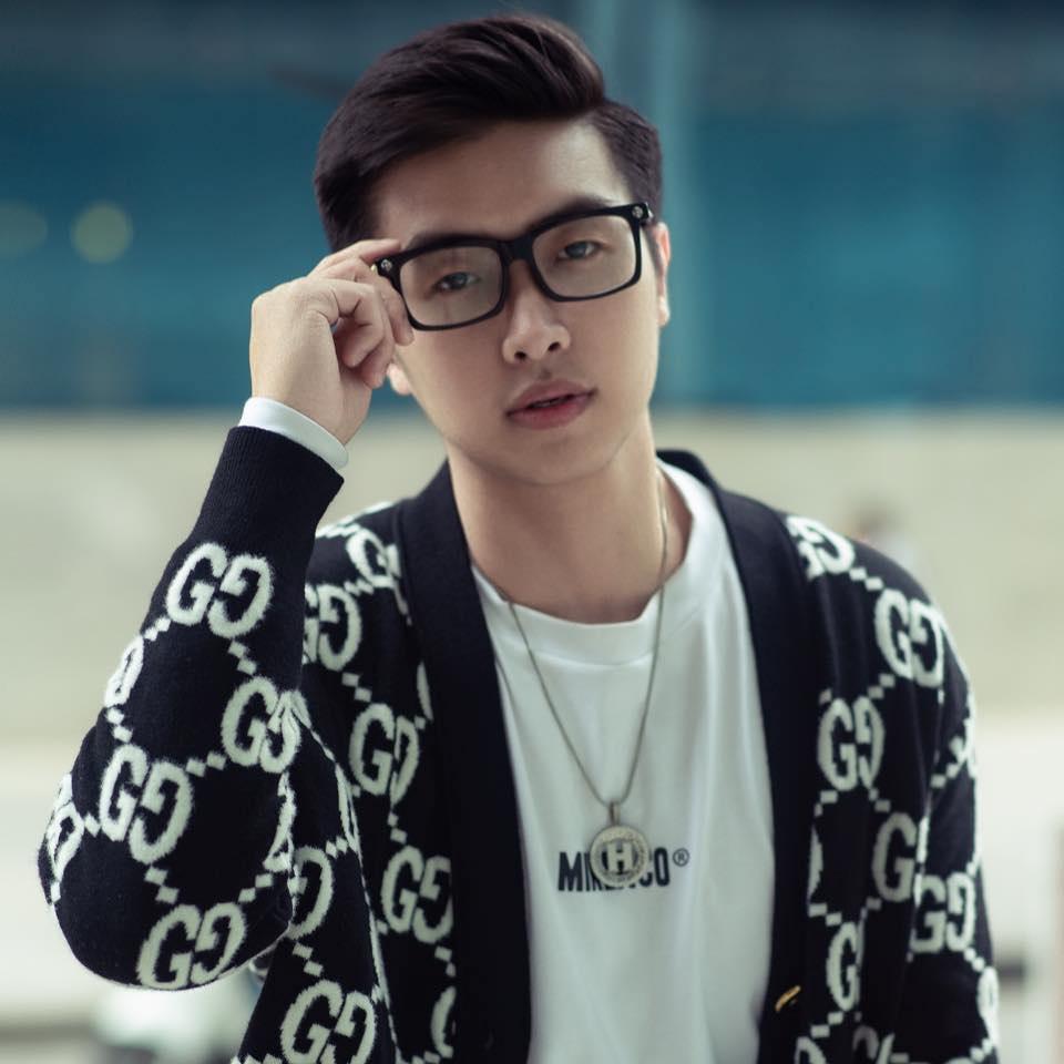 Ảnh: Vẻ điển trai của bạn trai mới của Huỳnh Anh