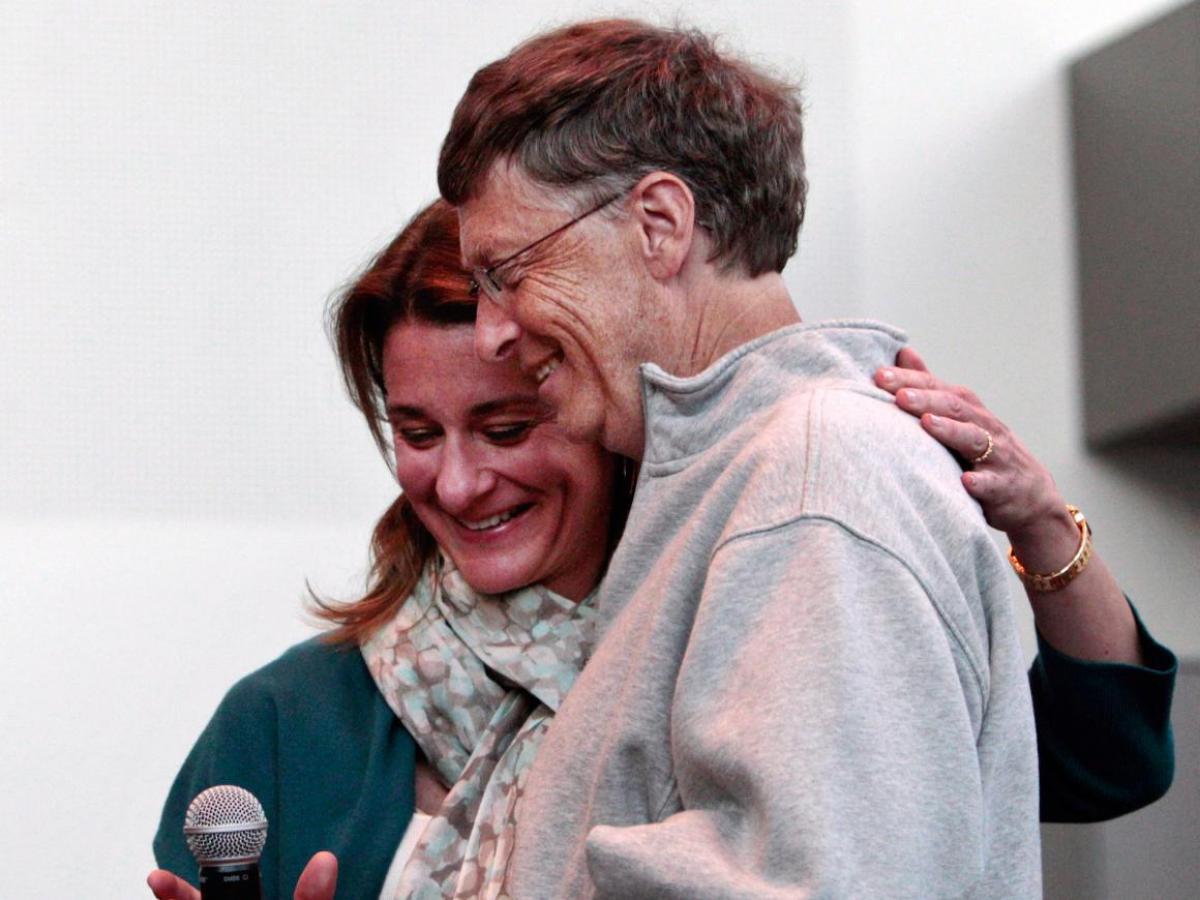 Chuyện tình và hôn nhân 27 năm của Bill Gates qua ảnh - 11