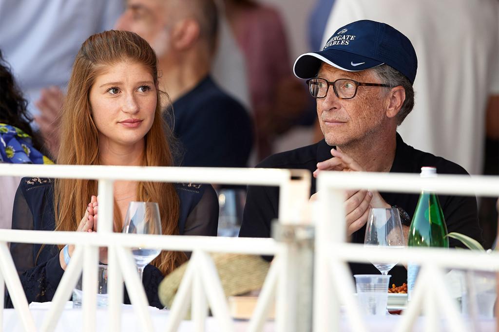 Jennifer Gates, con gái đầu của Bill Gates.