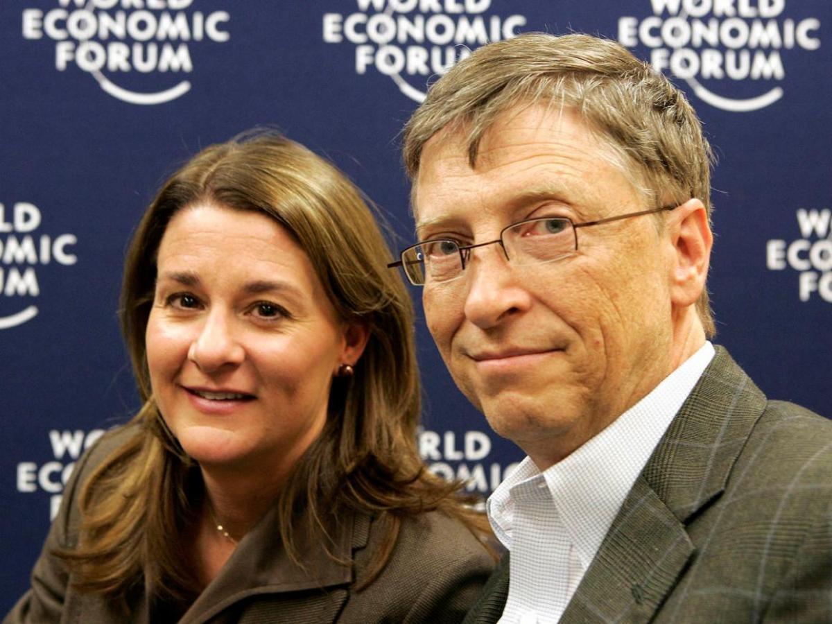 Chuyện tình và hôn nhân 27 năm của Bill Gates qua ảnh - 15