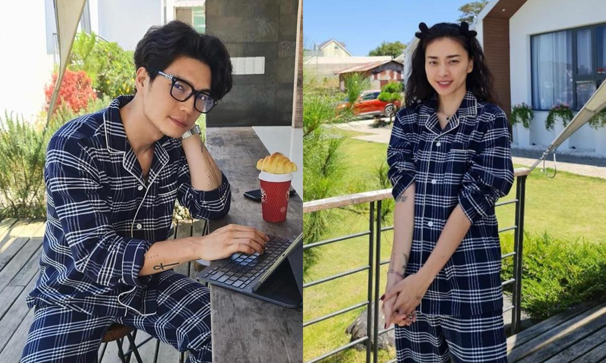 Huy Trần - Ngô Thanh Vân được khen đẹp đôi.