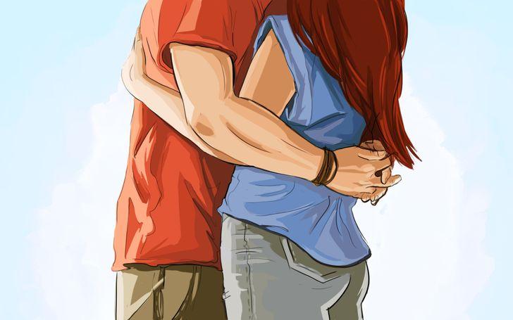 Cách người ấy thể hiện tình cảm tiết lộ tình trạng mối quan hệ