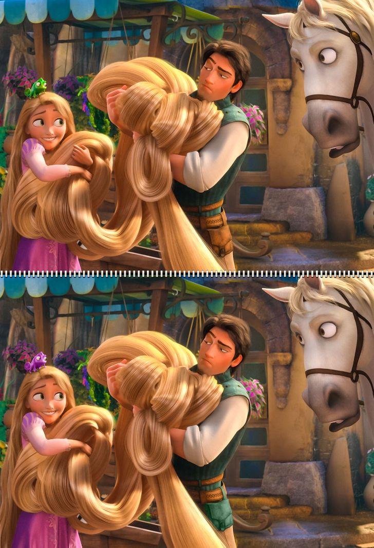 Fan Disney đích thực có tìm ra 5 điểm khác biệt trong hình - 5