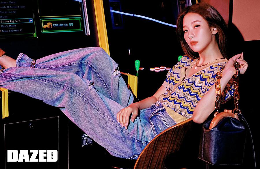 Bạn biết gì về cô nàng Seul Gi (Red Velvet)? - 1