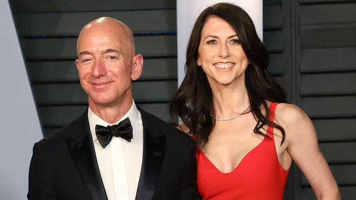 6 cuộc ly hôn đắt giá nhất của hội tỷ phú: Từ Jeff Bezos đến Elon Musk - 1