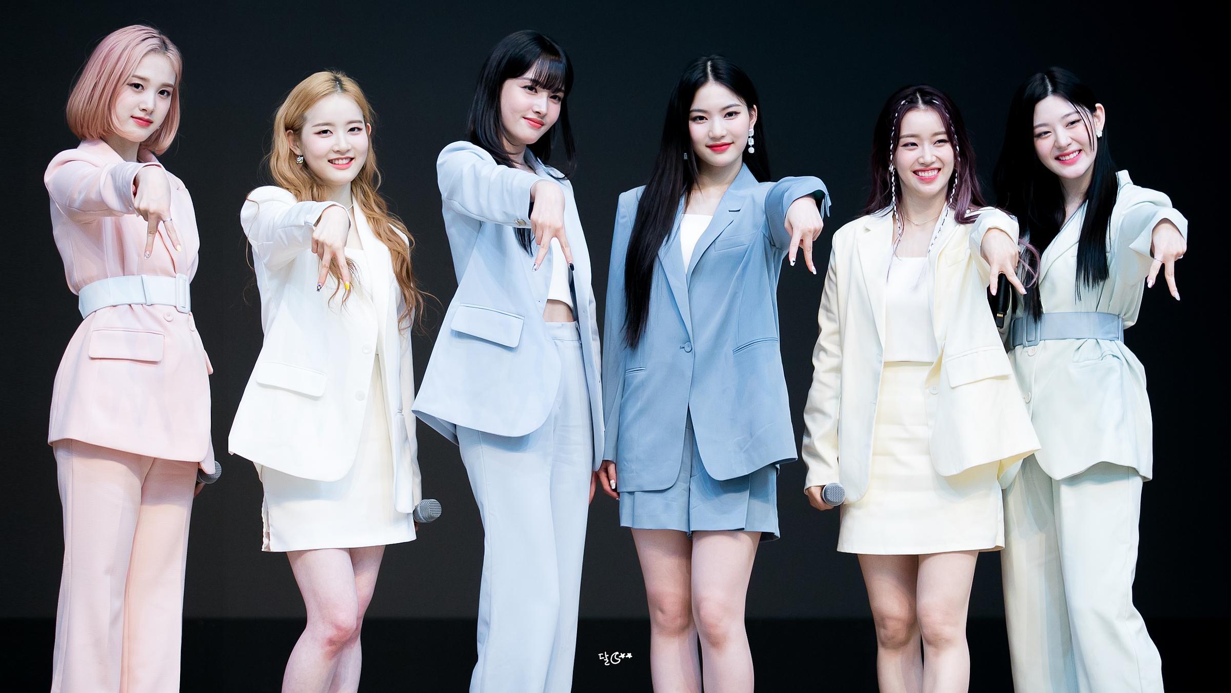 StayC là nhóm nữ hiếm hoi hội tụ đủ các kiểu visual điển hình của Kpop