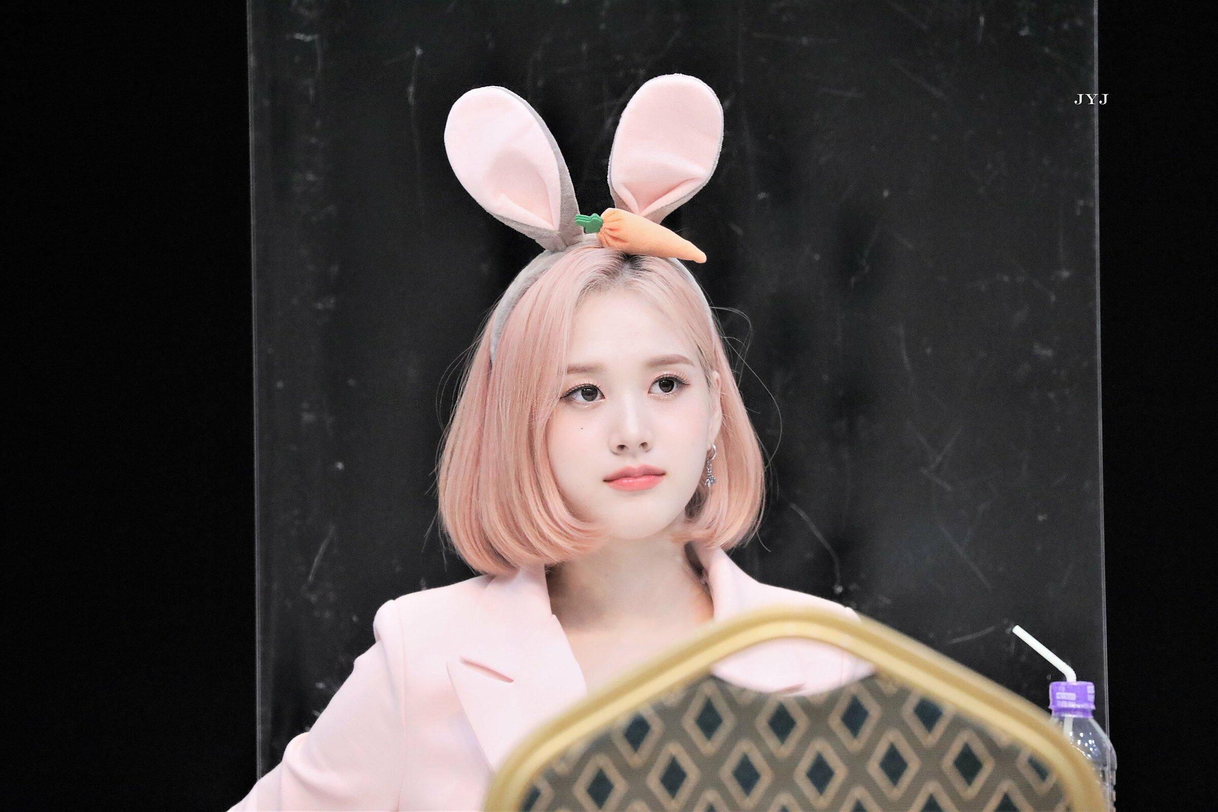 Nét đẹp tinh tế, thanh lịch và thanh thuần của J rất được fan Hàn ưa chuộng. Những mỹ nhân Kpop nổi tiếng là ví dụ hoàn hảo về tiêu chuẩn này như Yoona (SNSD), Tzuyu (Twice)...