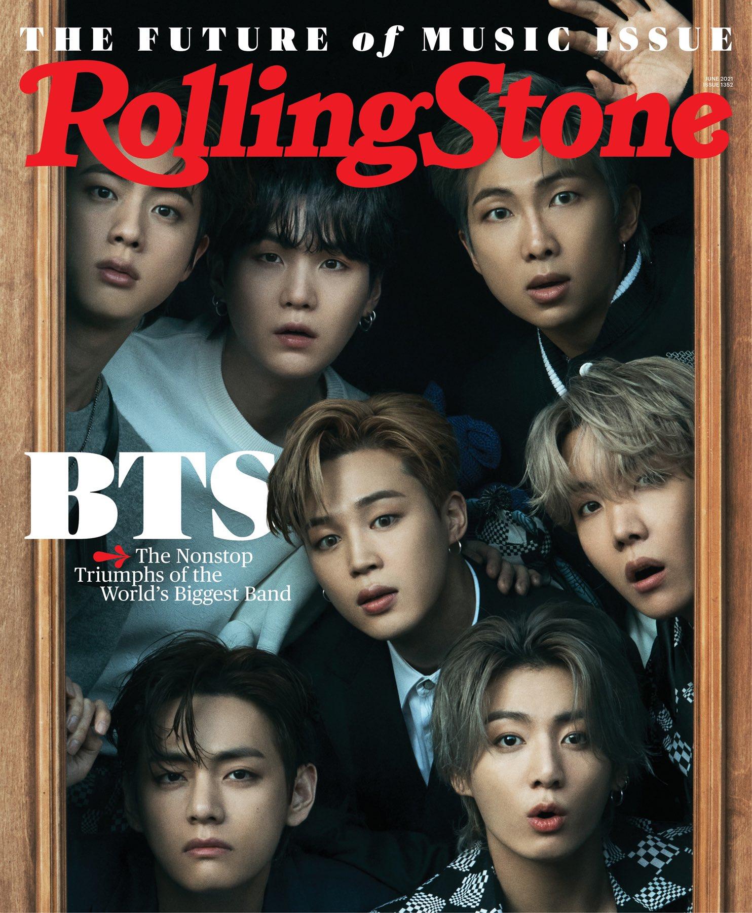 Tam giác quỷ visual của BTS khiến fan đau tim trong ảnh tạp chí mới