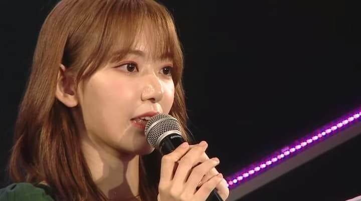 Sakura thông báo việc tốt nghiệp khỏi HKT48.