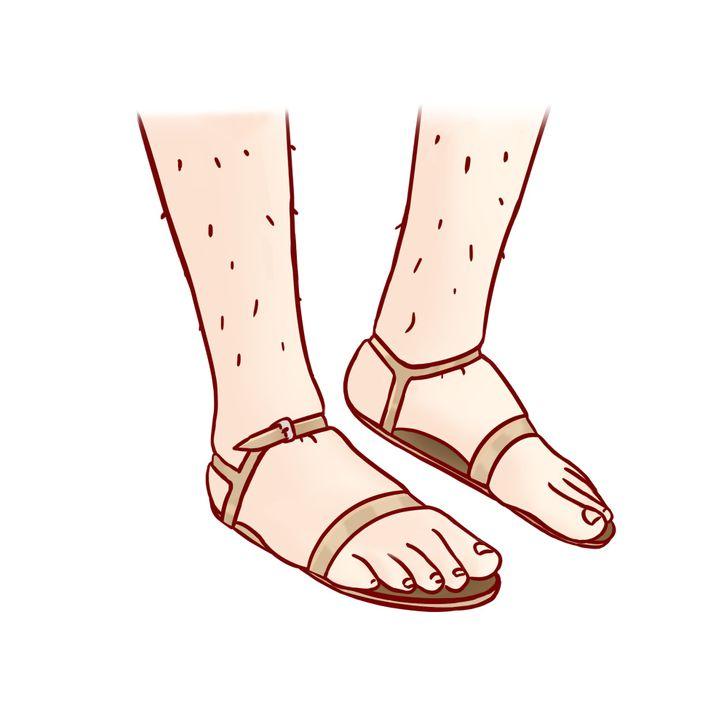 10 sai lầm dễ dính chưởng khi chọn giày mùa hè
