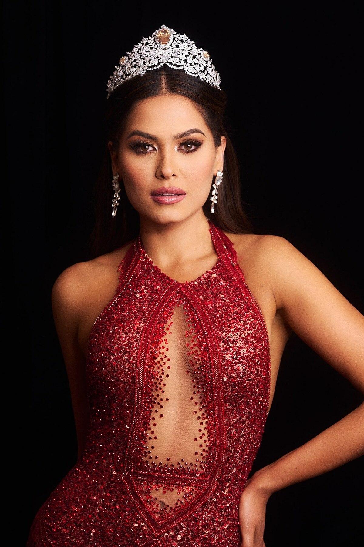 Miss Universe 2020.