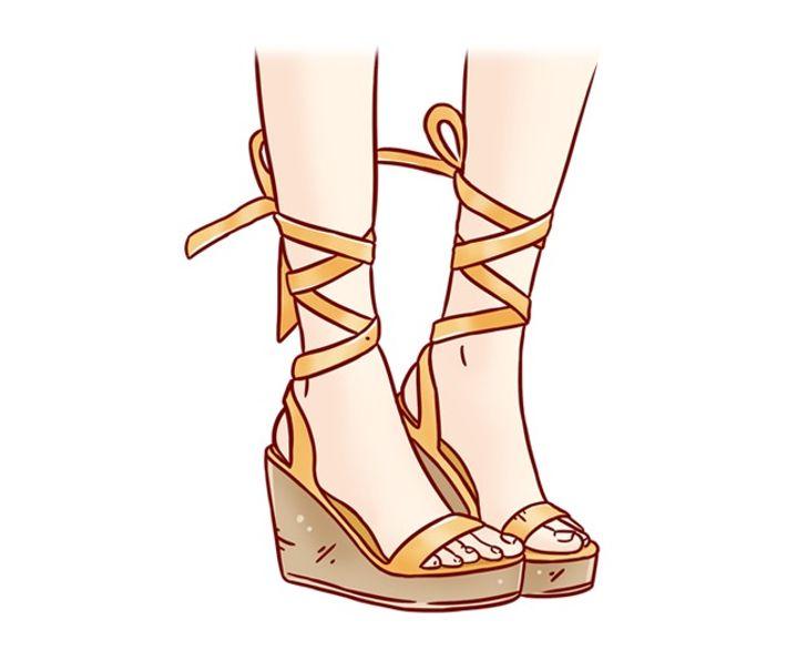 10 sai lầm dễ dính chưởng khi chọn giày mùa hè - 1