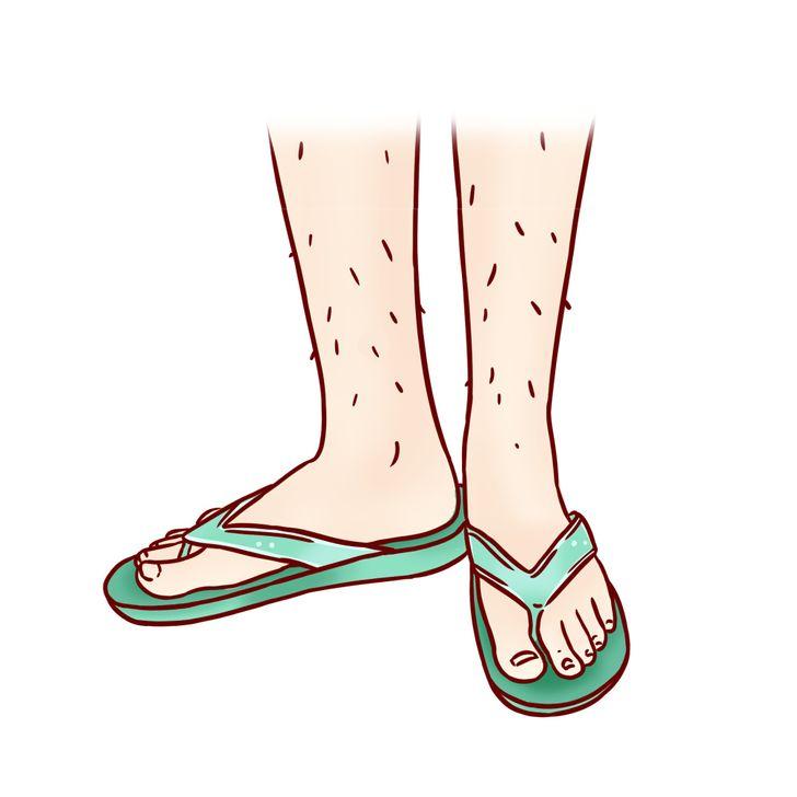 10 sai lầm dễ dính chưởng khi chọn giày mùa hè - 2