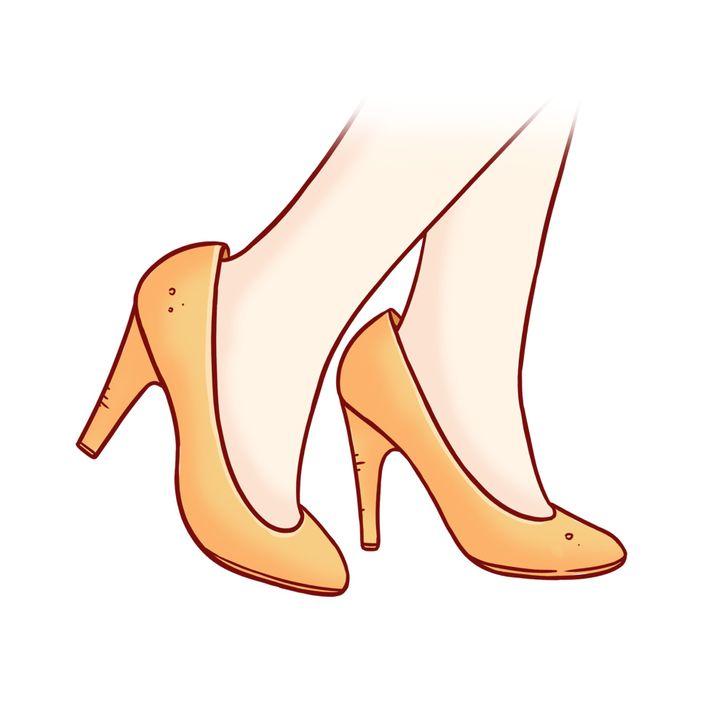 10 sai lầm dễ dính chưởng khi chọn giày mùa hè - 5