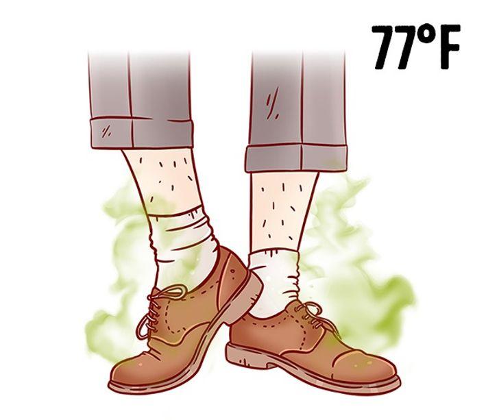 10 sai lầm dễ dính chưởng khi chọn giày mùa hè - 6