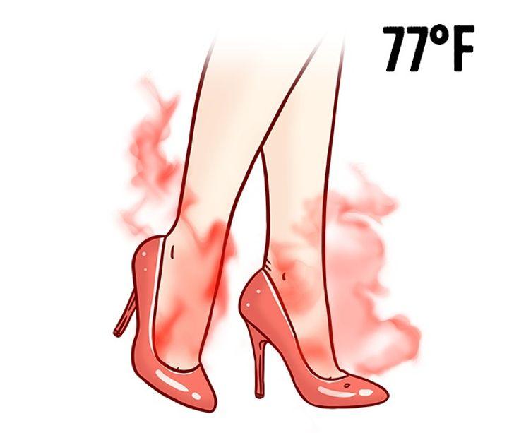 10 sai lầm dễ dính chưởng khi chọn giày mùa hè - 7
