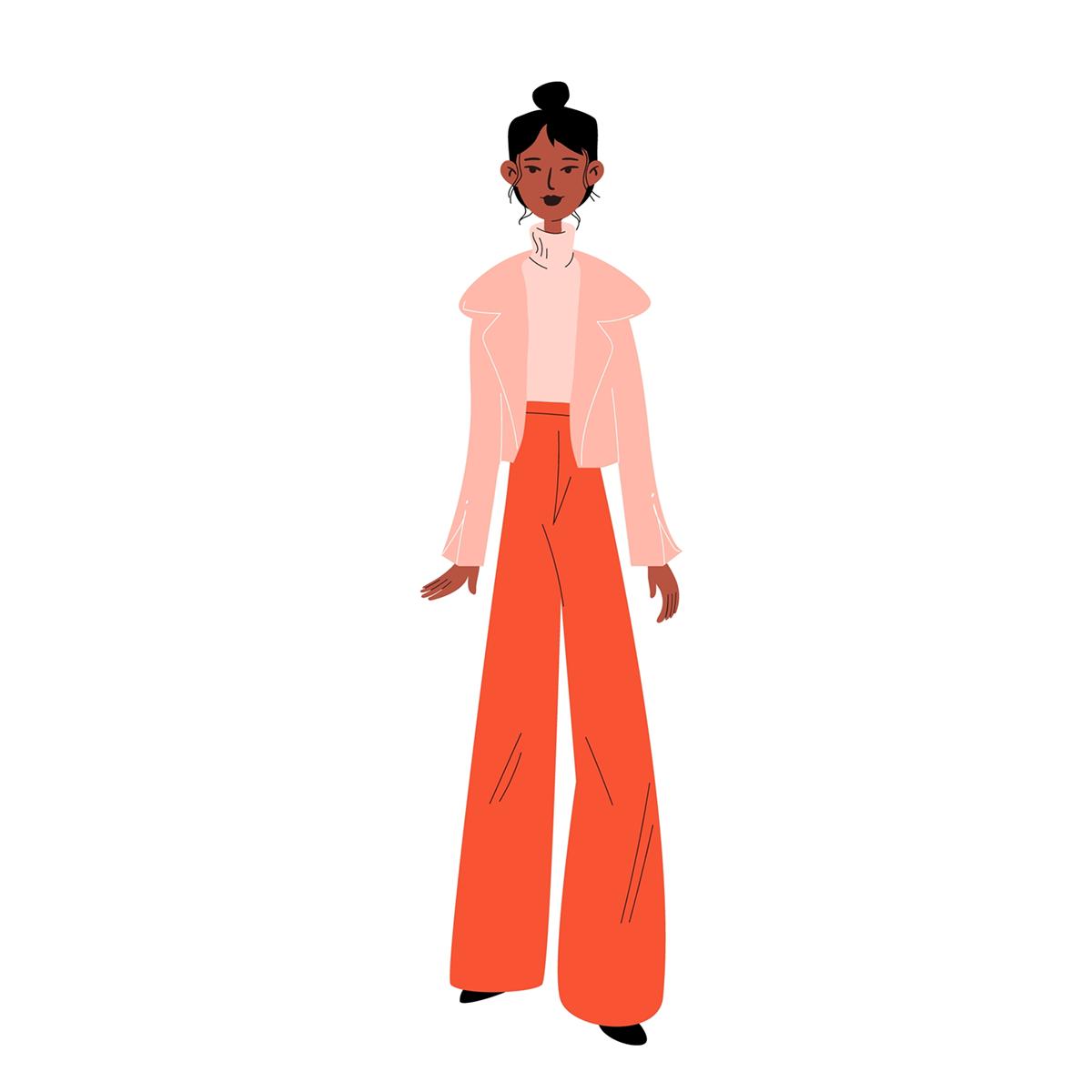 12 màu sắc trang phục tiết lộ tính cách bạn gái - 8