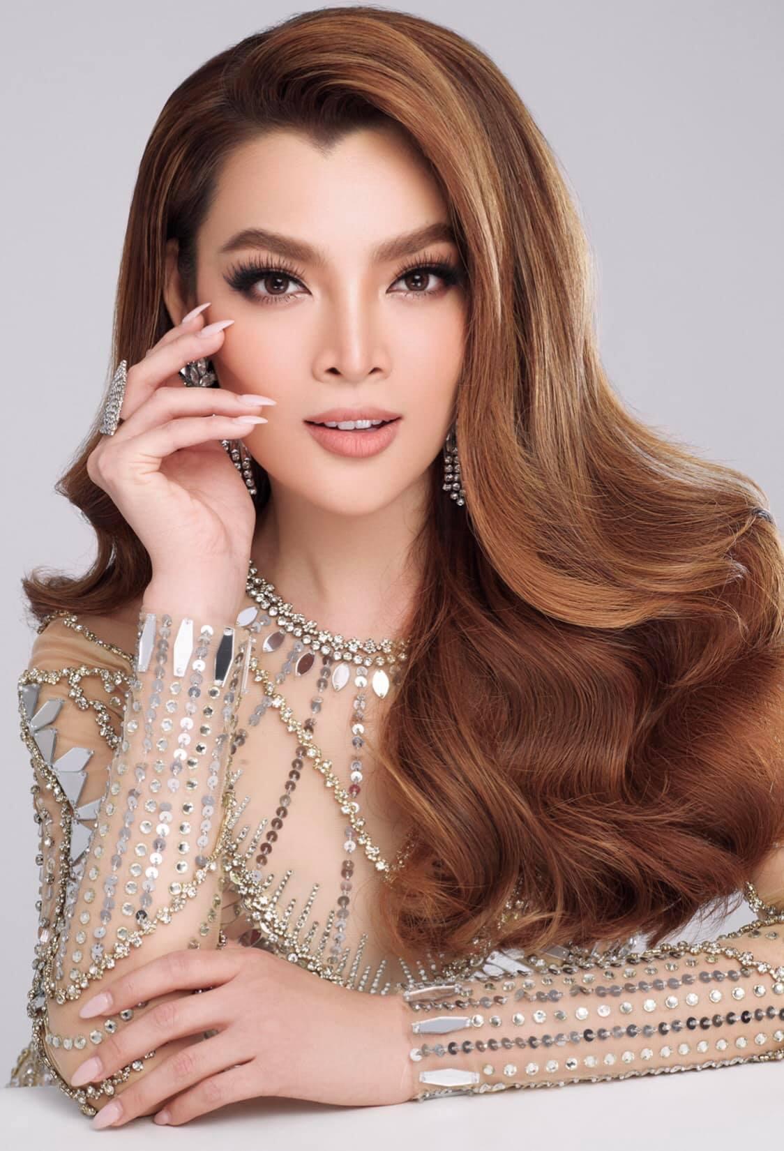 Trân Đài - đại diện Việt Nam tại Miss International Queen 2021.