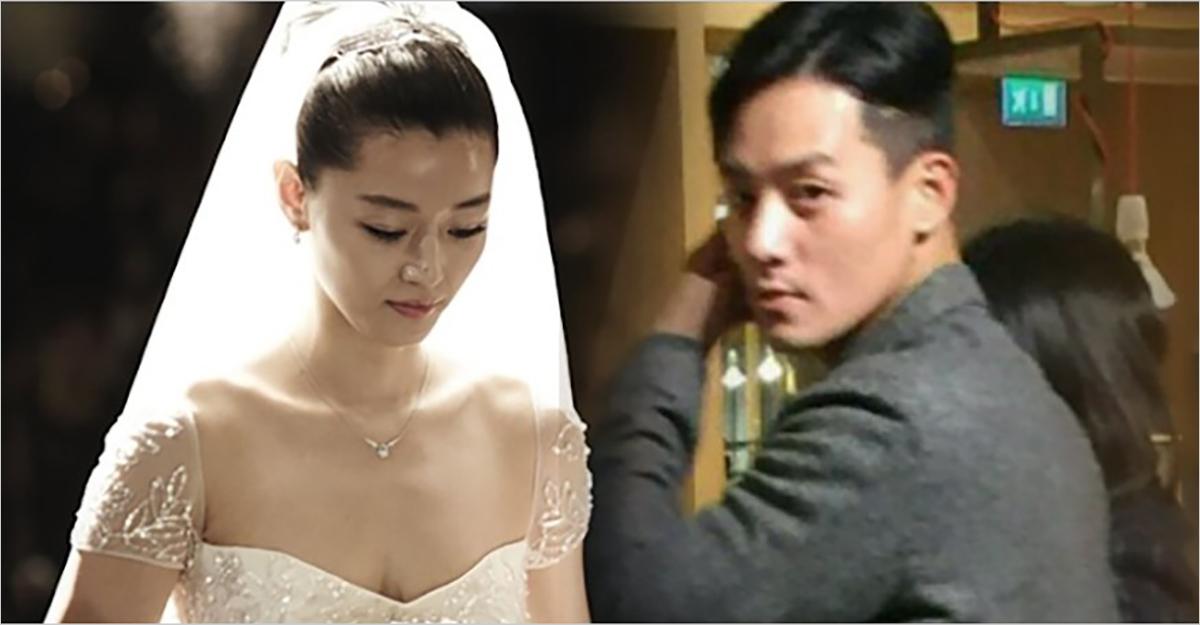 Jun Ji Hyun và chồng, Choi Joon Hyuk.