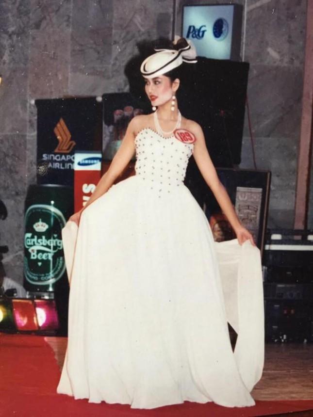 Thời điểm tham dự cuộc thi sắc đẹp đó, Thu Thủy đang ở tuổi 18 rực rỡ. Cô sinh viên Học viện Ngoại giao được đánh giá cao với nhan sắc xinh đẹp, thanh tao cùng trang phục chỉn chu trong từng phần thi.Khi ấy Thu Thuỷ sở hữu chiều cao ấn tượng 1m72 cùng số đo ba vòng 78-58-88.