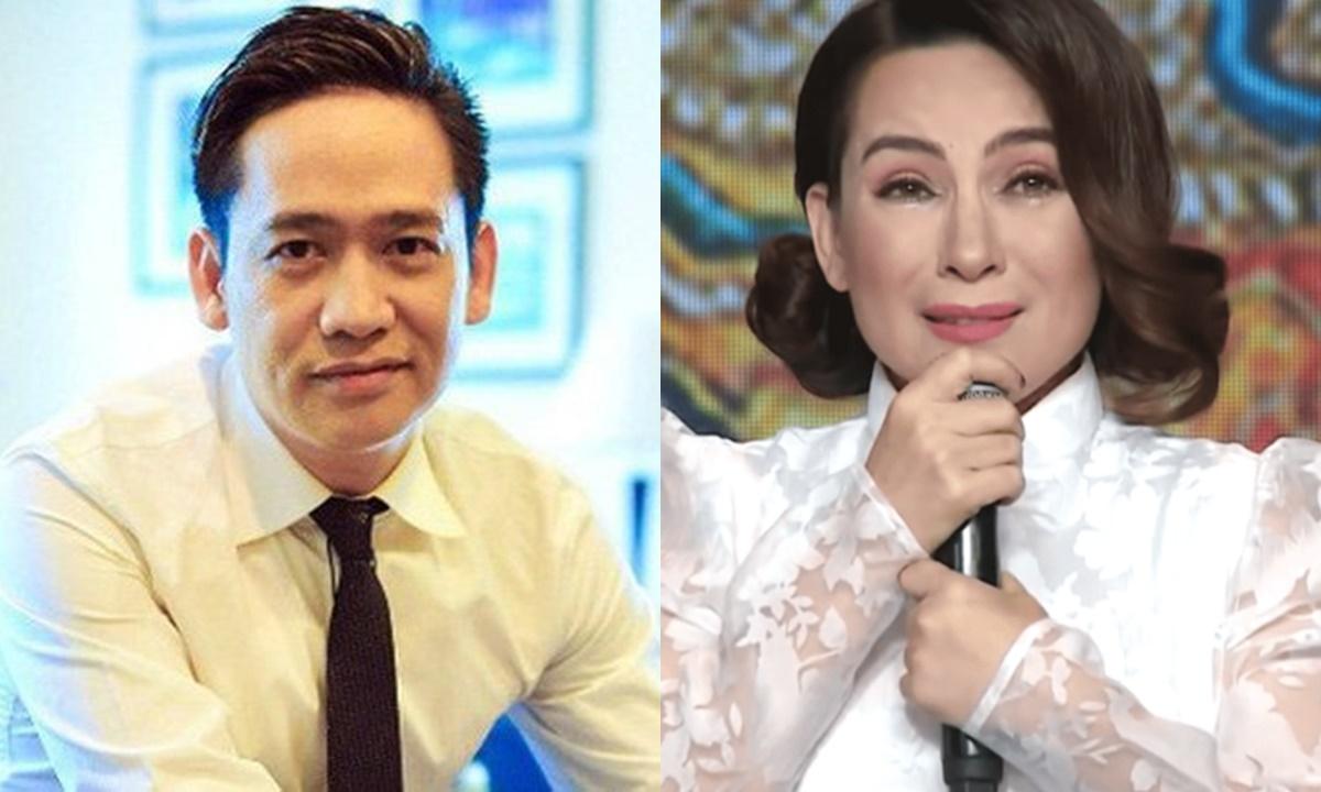 Phi Nhung phủ nhận xúi Duy Mạnh chửi bà Phương Hằng.