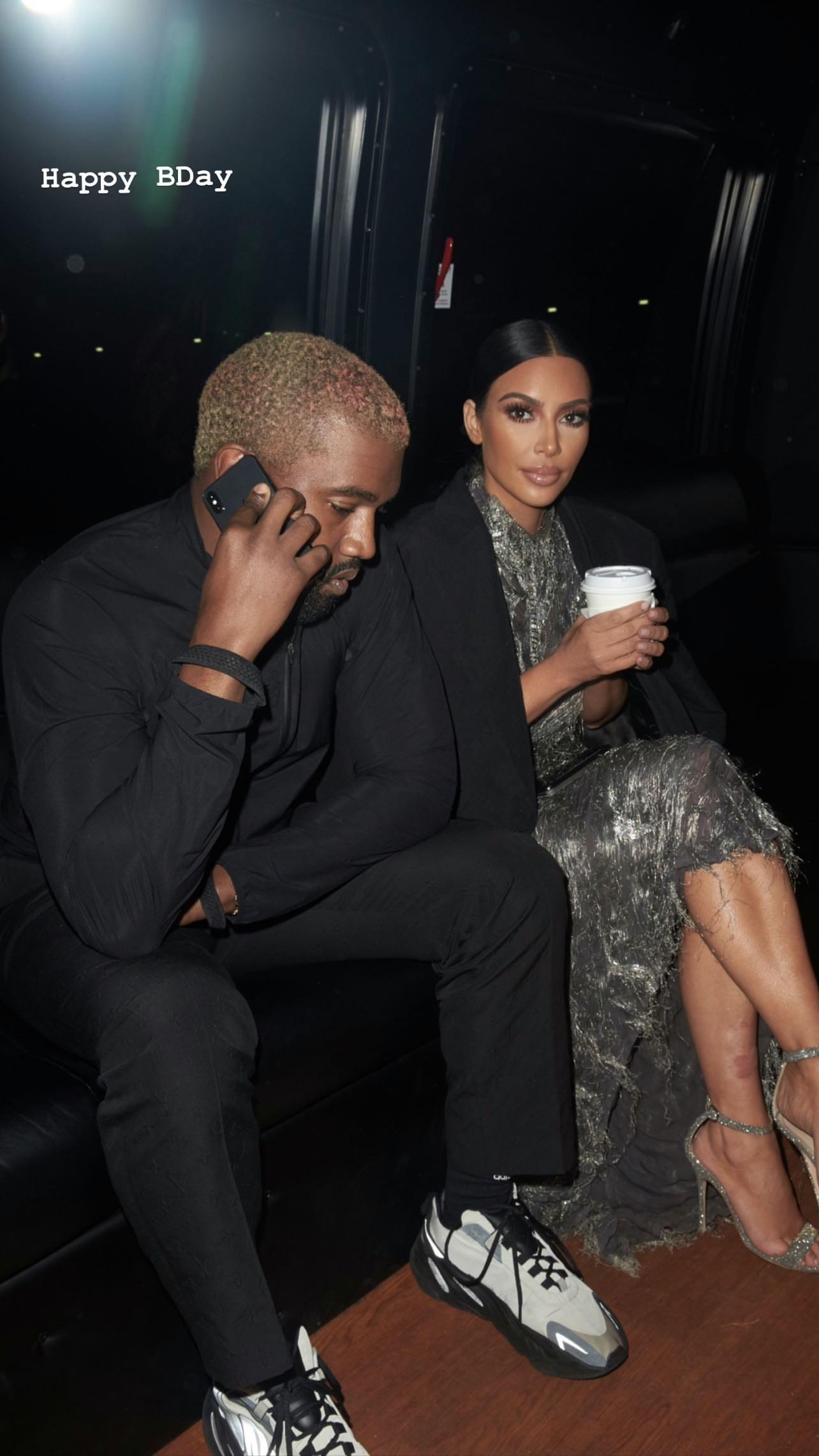 Kim Kardashian nói yêu Kanye West trọn đời dù vừa đâm đơn ly dị  - 1